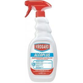 Virogard alcoplus 75% igienizzante autoasciugante 750ml