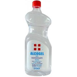 Alcogel mani più 70% igienizzante 1000ml