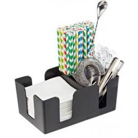 Dispenser bar organizer in plastica 15x22x10cm