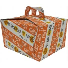 Box contenitore hotb con manici 200X230X130  50pz