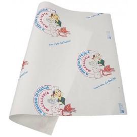 Carta macelleria/pescheria politenata  40x50  10kg