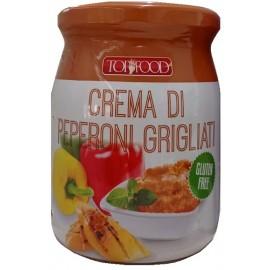 Crema di peperoni grigliati  520gr   [6]