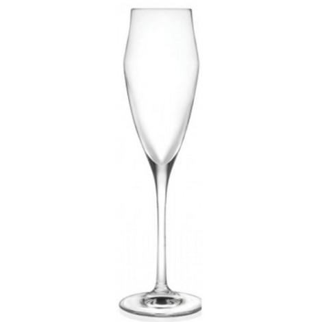 Bicchiere flute vetro modello ego  18,2cl  6pz