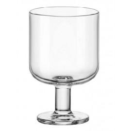 Bicchiere vetro modello hosteria  280cl  6pz