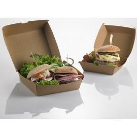 Box Hamburger avana 16X16X9   900ML   50pz