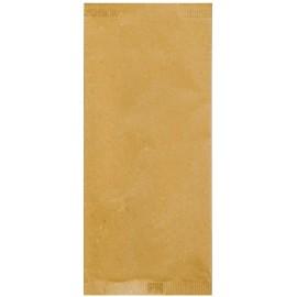 Busta portaposata carta paglia+tovagliolo 1000pz