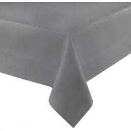 Tovaglia t.n.t. 140x140 grigio creta 15pz
