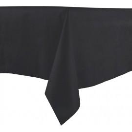tovaglia tnt 140x140 nero confezione da 15 pezzi