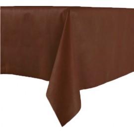 Tovaglia-coprimacchia t.n.t. 100x100 marrone 25 pezzi