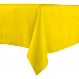 Tovaglia-coprimacchia t.n.t. 100x100 giallo 25 pezzi