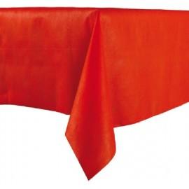 Tovaglia-coprimacchia t.n.t. 100x100 rosso 25 pezzi