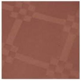 Coprimacchia voilà politenato 100x100 marrone  50pz