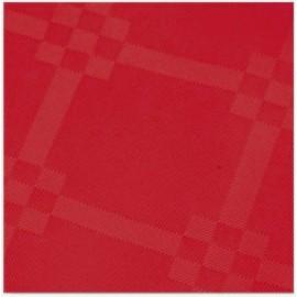 Coprimacchia voilà politenato 100x100 rosso  50pz