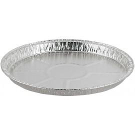Teglia alluminio tonda diametro 33 h2 100pz