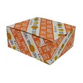 Box contenitore rustico 170X170X80  100pz