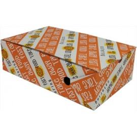Box contenitore calzone 280X165X80   100pz