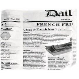 Sacchetto giornale tavola calda 15x20 politenato 1000 pezzi