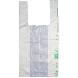Bio shopper compostabile grande c/g 32x62   6 kg