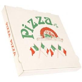 box pizza 40x40x4.5    100 pezzi