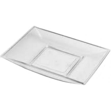 Barchetta polipropilene trasparente 60x80    25 pezzi