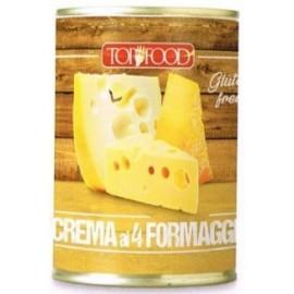 Crema ai 4 formaggi 420g