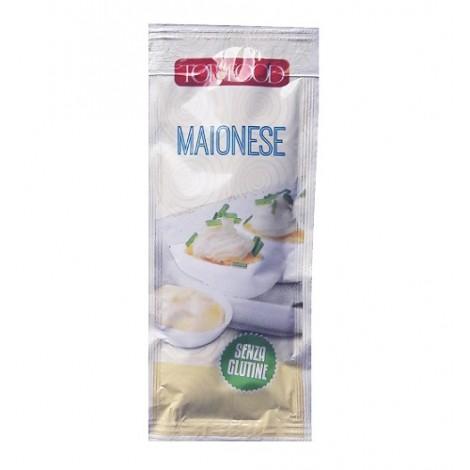 Maionese monodose gluten free 12g  200pz