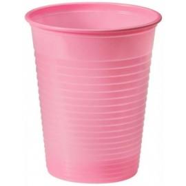 Bicchiere festa colore rosa 200cc  [30]