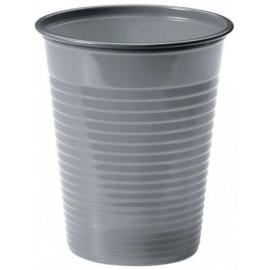 Bicchiere festa colore argento 200cc  [30]