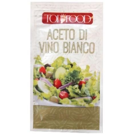 Aceto di vino bianco monodose 100x5ml