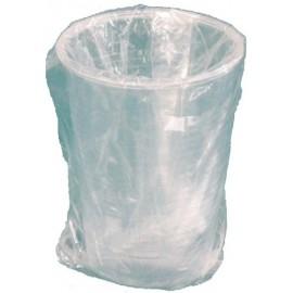 Bicchiere trasparente blisterato sing.200cc 1000pz