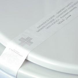 Fascetta water garanzia igiene 1000pz