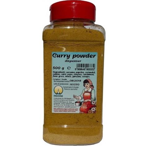 Curry amabile con dosatore 350g