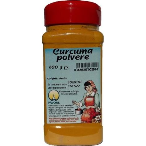 Curcuma in polvere con dosatore 400g