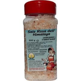 Sale rosa himalaya con dosatore 900g