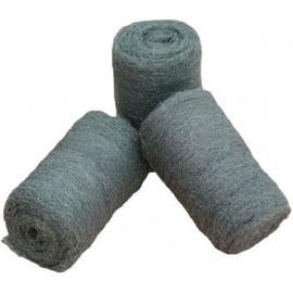 Paglietta lana inox 24pz