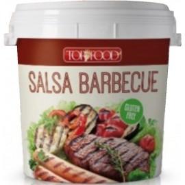 Salsa barbecue senza glutine  5000g