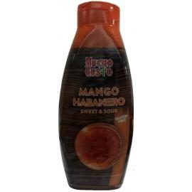 Salsa mango Habanero agrodolce squeezer 1100g